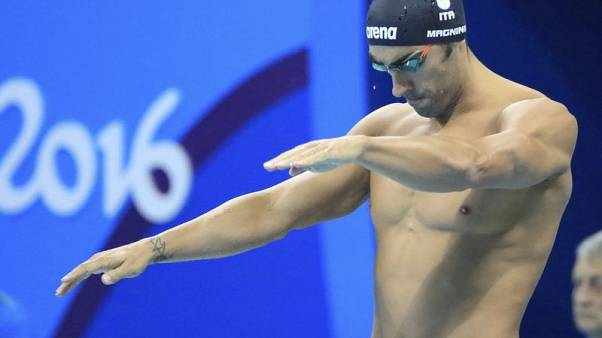 Swimming: Former world champion Magnini handed four-year ban