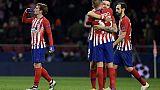 Ligue des champions: Griezmann dompte Dortmund en rêvant du Ballon d'Or