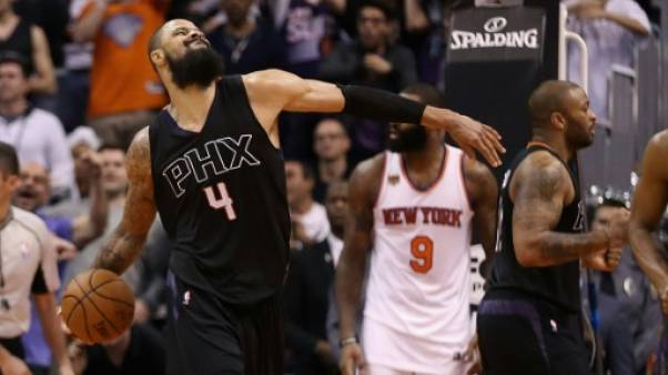 NBA: Tyson Chandler rejoint les Lakers