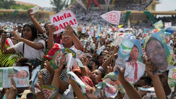 Madagascar set to vote in presidential election