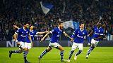 Burgstaller guides Schalke to brink of knockout stages