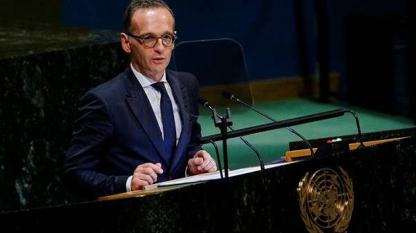 Germany to press China on arms control, foreign minister tells newspaper
