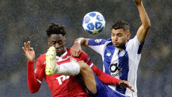 Porto near knockout stage of Champions League, Lokomotiv out