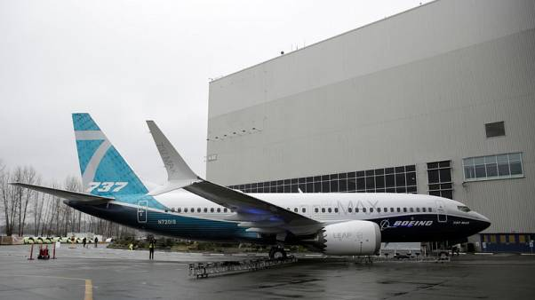 Boeing to send bulletin to 737 MAX operators based on preliminary info from Indonesia crash - source