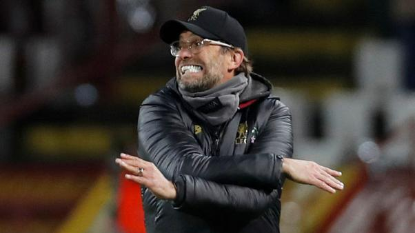 No margin for error in Champions League, says Klopp