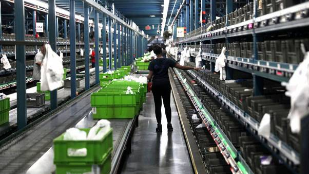 """Ahold ups stakes in US grocery war with mini-""""robot supermarkets"""""""