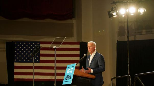 Joe Biden leads potential 2020 Democratic field - Reuters/Ipsos poll