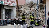 العثور على جثة خامسة تحت أنقاض مبنيين منهارين في مرسيليا بفرنسا
