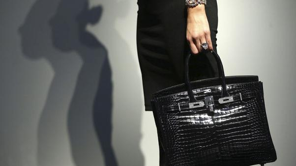 Birkin bag maker Hermes reinforces rosy view of China