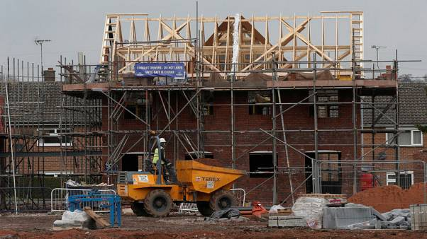 UK annual house price growth slows to five-year low - Halifax