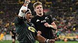 Rugby: l'ailier sud-africain Kolbe, la revanche du petit face à la France