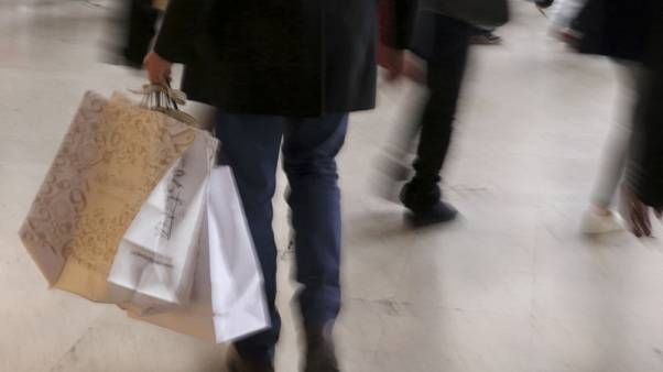 Euro zone retail sales stronger than expected in September year-on-year