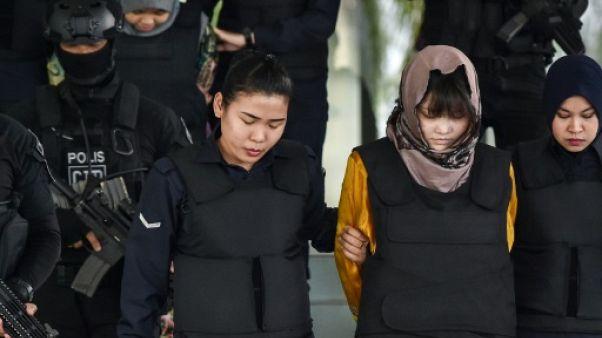 Malaisie: le procès des deux meurtrières présumées de Kim Jong Nam reporté à janvier