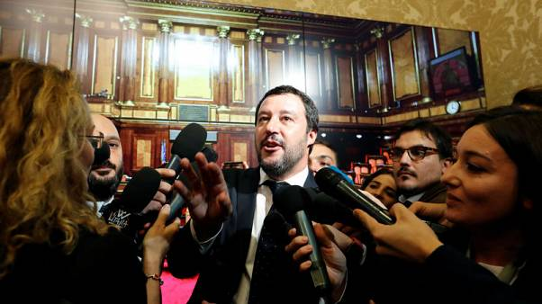 Italy's govt wins confidence vote amidst coalition tensions