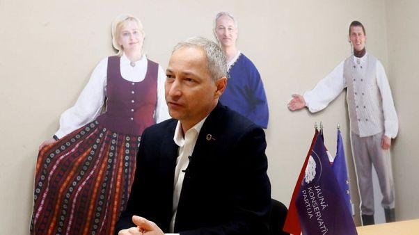 Latvian president nominates Bordans for PM post