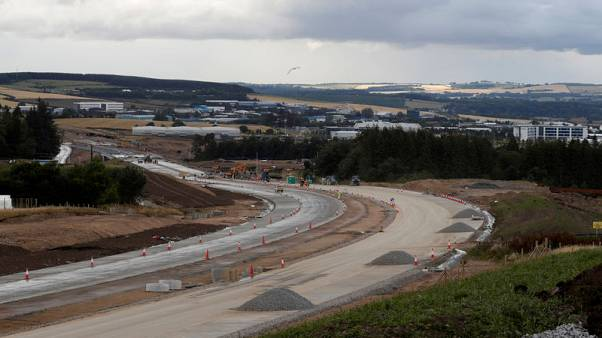 Galliford warns of more costs to build Aberdeen ring road