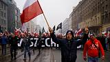 Warsaw bans nationalist march marking Polish independence centenary