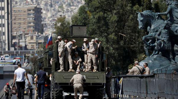 مبعوث: أمريكا تأمل أن تواصل روسيا السماح لإسرائيل باستهداف إيران في سوريا