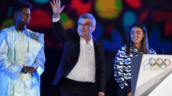 Giochi '26: Bach,Italia ha ottime chance