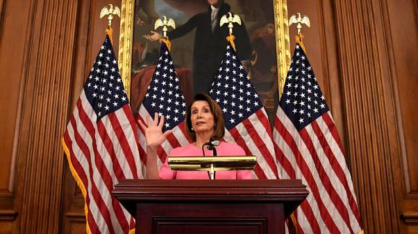 For Democrats, U.S. House win moves Pelosi to centre stage