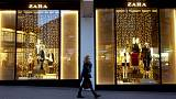Zara goes online in 106 more countries, shares soar