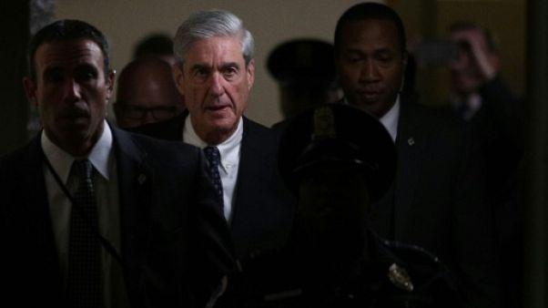 Le procureur spécial Robert Mueller, en charge de la délicate enquête russe