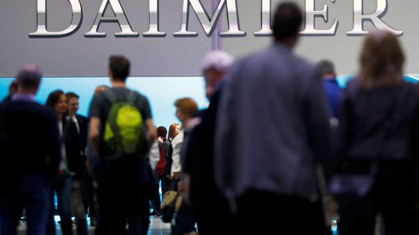 EU executive conditionally approves Daimler, BMW car-sharing deal