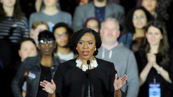 Législatives américaines: un nombre record de femmes entrent au Congrès