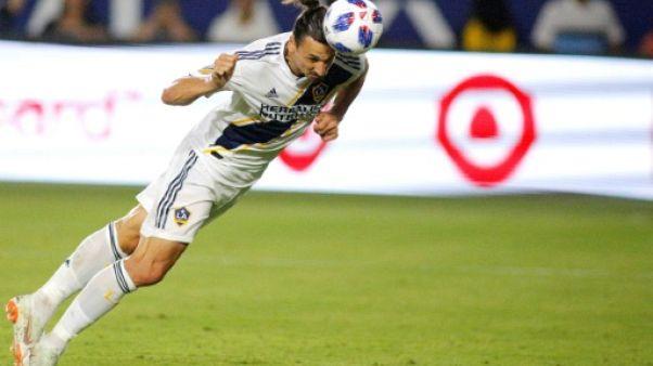 MLS: Ibrahimovic prêt à rester au Galaxy mais à certaines conditions