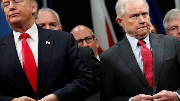 Blasted by Trump over Russia probe, Sessions fired as attorney general