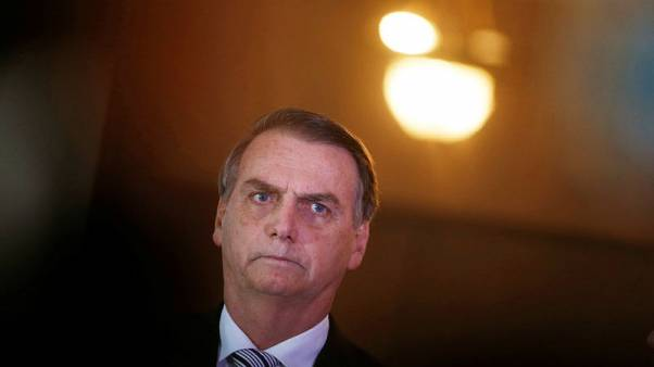 Brazil's Temer invites Bolsonaro to G-20 summit in November