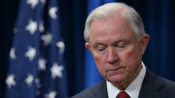 Trump limoge son ministre de la Justice Jeff Sessions
