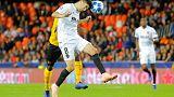 Soler stars as Valencia boost Champions League last-16 hopes