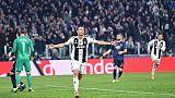 Champions:Juventus-Manchester United 1-2