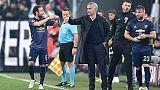 Champions: Mourinho, insultato per 90'