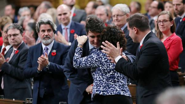Trudeau apologises for Canada's 1939 refusal of Jewish refugee ship