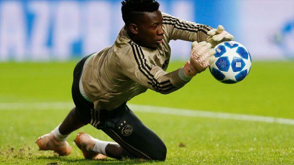 Onana goes from villain to hero as Ajax hold Benfica
