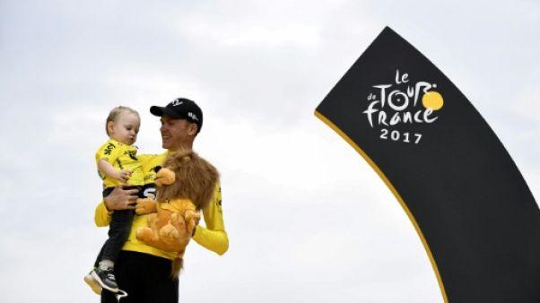 Cyclisme: Froome débutera sa saison 2019 au Tour de Colombie