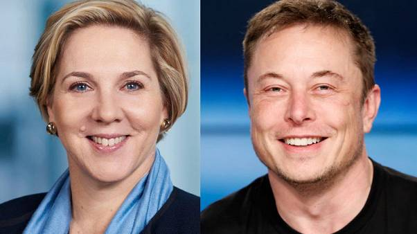 Tesla names director Denholm as chair after Musk rows