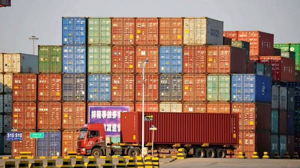 China October exports surprisingly strong in race to beat higher U.S. tariffs