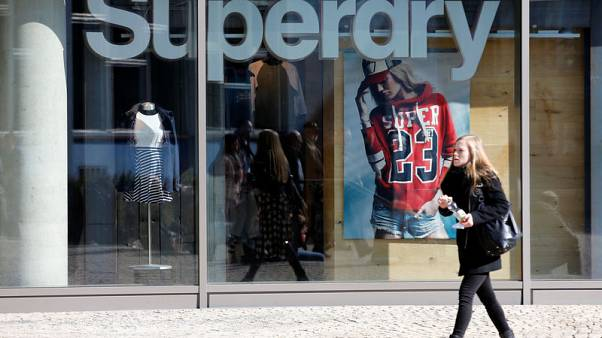 Unseasonal weather clouds Superdry's outlook