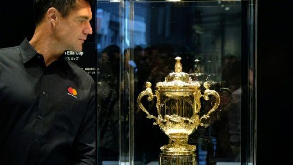 Rugby/Mondial-2019: Dan Carter juge le Japon capable d'atteindre les quarts