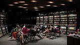 Une librairie de Hong Kong, le 3 juin 2014