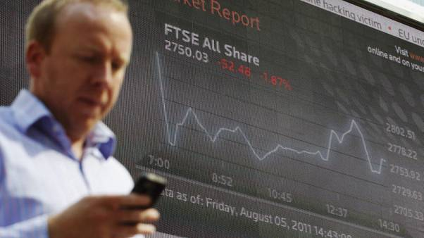 FTSE supported by financials, AstraZeneca