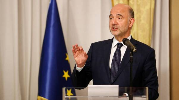 EU less optimistic than Italy on growth, sees jump in deficit, yields rise
