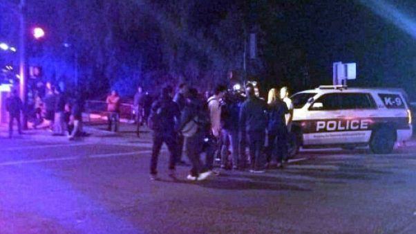 Fusillade en Californie: 12 personnes tuées, le tireur également mort