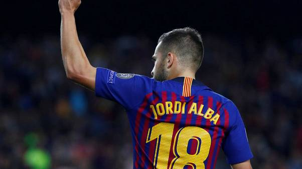 Barca's Alba recalled to Spain squad