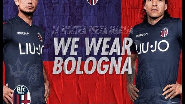 Bologna, il Nettuno sulla 'terza maglia'