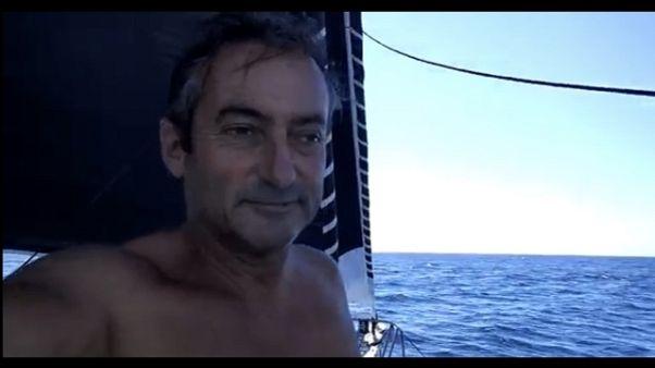 Vela: Andrea Mura, addio Route du Ruhm