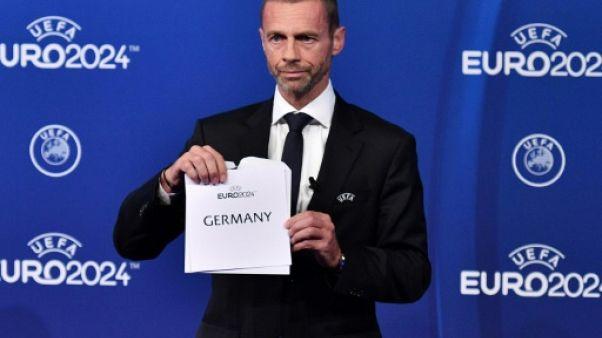 UEFA: l'actuel président Aleksander Ceferin seul candidat à sa succession